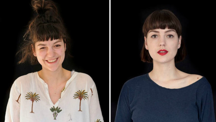 Foto: Cât de mult se schimbă chipul de-a lungul unei zile? Experimentul unei fotografe