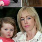 Foto: Și-a lăsat fetița de un an și jumătate într-un loc de joacă, iar când s-a întors a găsit-o plină de sânge
