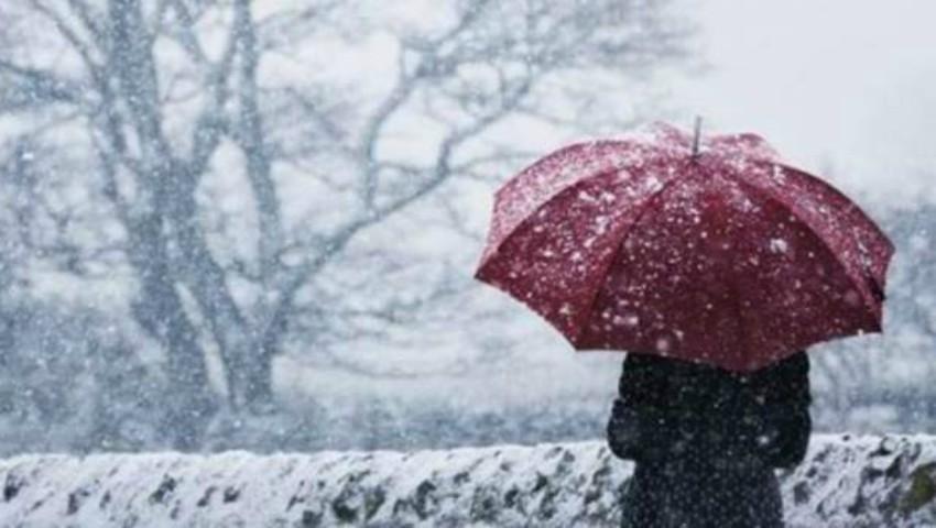 Foto: Gata, vine iarna! Temperaturile vor coborî până la -5 grade