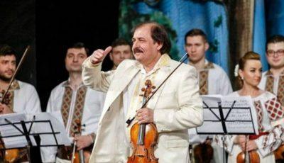 Maestrul Nicolae Botgros a primit distincția Doctor Honoris Causa