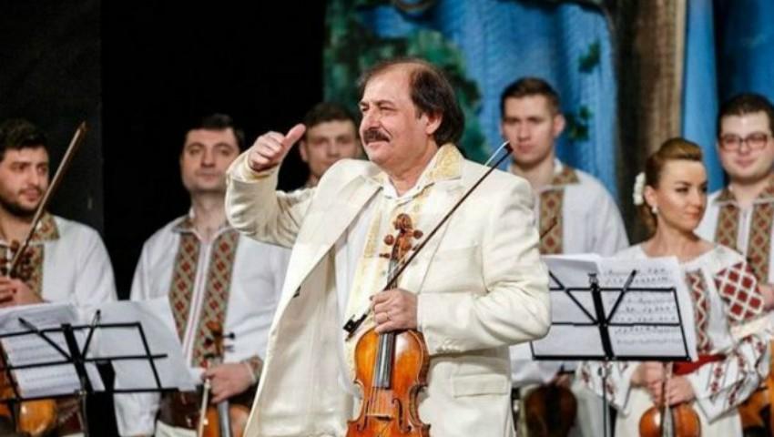 Foto: Maestrul Nicolae Botgros a primit distincția Doctor Honoris Causa