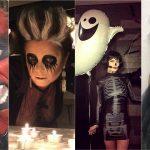 Foto: Cum s-au costumat vedetele din Rusia de Halloween?