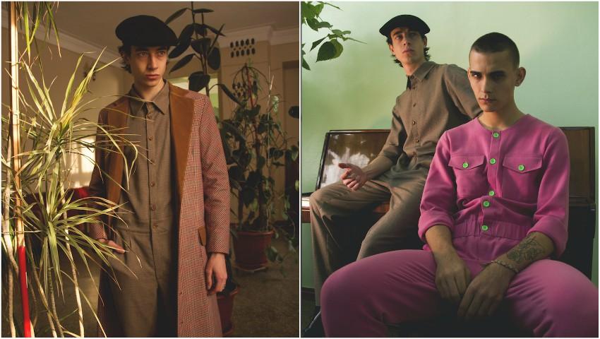 """Foto: Alternative Fashion Show și colecția """"Spirit mândru"""" (toamnă/iarnă 2018-2019) aduce un nou concept de stil în industria fashion din Moldova"""