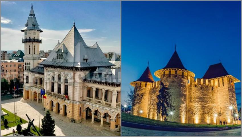 Foto: Strada Soroca din Buzău și Aleea Buzăului din Soroca, un simbol al înfrățirii celor două orașe
