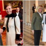 Foto: Prima Doamnă a Moldovei, alături de Brigitte Macron și Melania Trump, la cea de-a 100-a aniversare a Marelui Armistiţiu