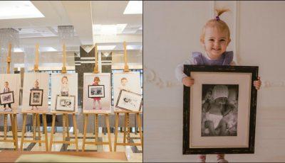 Expoziție emoționantă, dedicată Zilei Mondiale a copiilor născuți prematur!