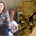 Foto: O tânără își amintește ce-i făcea mama ei la doar săptămâni de viață