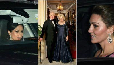 Petrecere mare la Palatul Buckingham, cu ocazia zilei de naștere a Prințului Charles