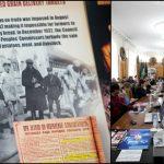 """Foto: La Chișinău, s-a defășurat Conferința științifică cu participarea internațională """"Holodomorul – crimă împotriva umanității"""""""