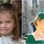 Foto: Surprinzător! Prinţesa Charlotte este copia lui Lady Kitty Spencer, în copilărie. Vezi imaginile