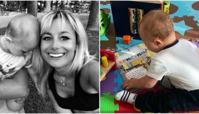 Fiul Nataliei Gordienko a împlinit un anișor! Cât de emoționant l-a felicitat interpreta