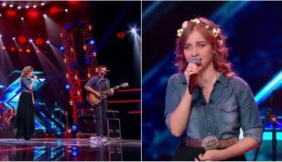 """O moldoveanca și-a invitat iubitul în scenă, la ,,X Factor"""". Cei doi au creat un moment memorabil"""