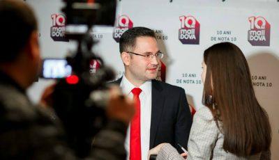 Zece ani de nota 10: Shopping MallDova celebrează un deceniu de la fondare