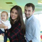Foto: Mirela și Dumitru Urușciuc despre familie și fericirea de a fi părinți
