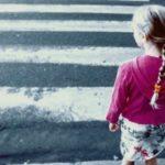 Foto: O fetiță de 6 ani s-a rătăcit în sectorul Telecentru. Cum au găsit-o părinții