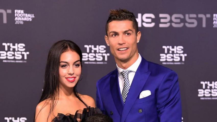 Foto: Nuntă mare în fotbal. Cristiano Ronaldo se însoară!