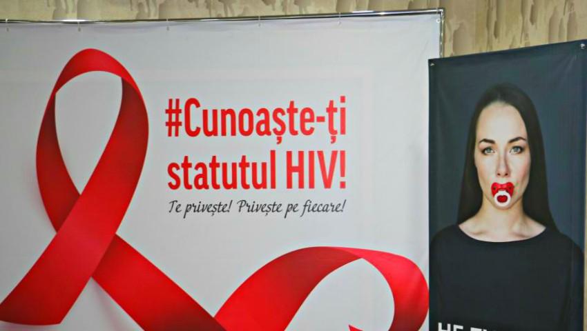 """Foto: În Moldova a fost lansată aplicația online """"HIV-Test"""": efectuează-ți testul la HIV"""