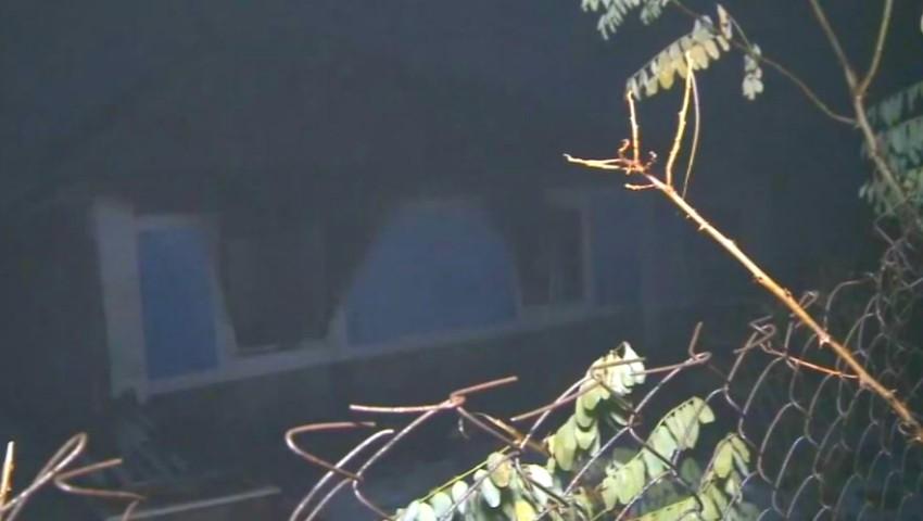 Foto: Doi adolescenți din Hâncești au ars de vii în casă. Locuința ar fi fost incendiată intenționat
