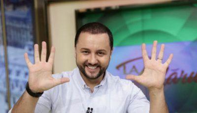 Cătălin Măruță s-a pus pe slăbit. Prezentatorul TV vrea să dea jos 6 kg până la Revelion
