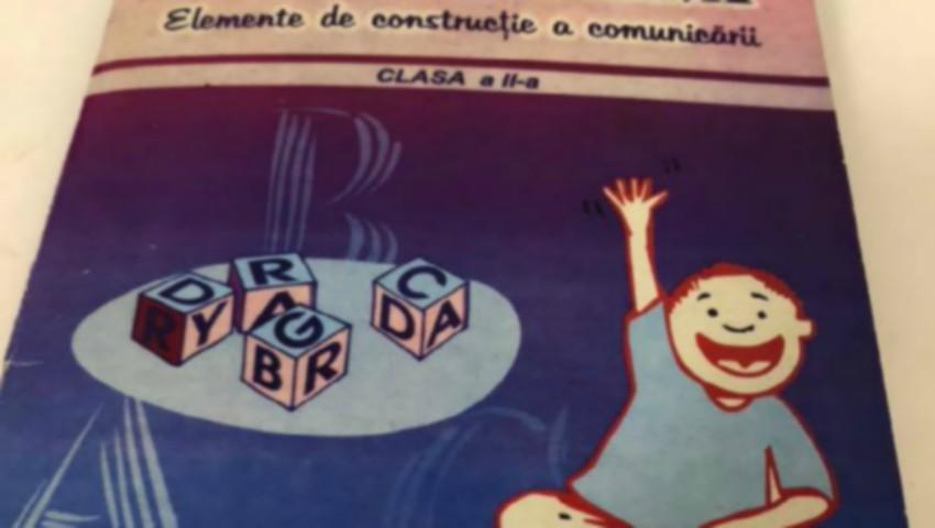 Foto: Greșeli grave în manualul de limbă română pentru clasa a II-a. Iată ce declară un părinte