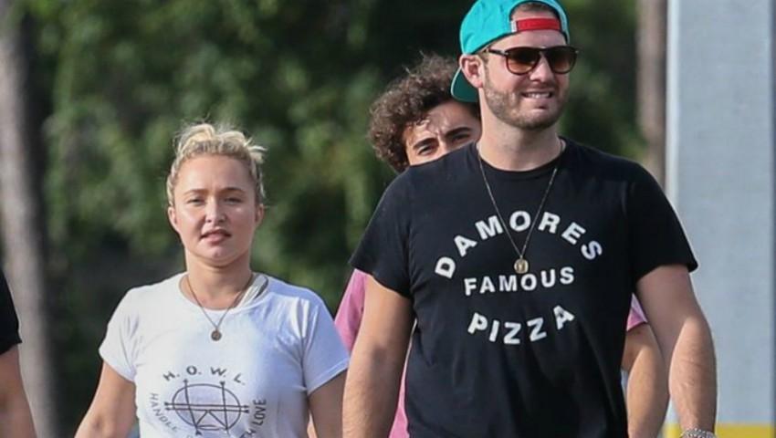 Foto: Scandal în familia lui Hayden Panettiere, din cauza noului iubit