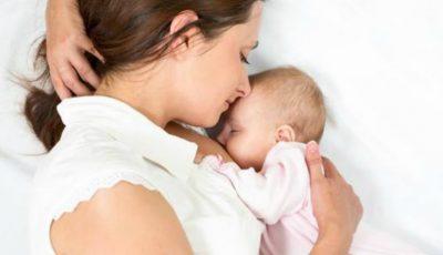 Alăptarea scade riscul de ficat gras în cazul mamelor, potrivit unui nou studiu