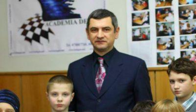 Viorel Bologan a fost numit Director executiv al Federației mondiale de șah