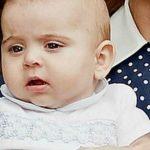 Foto: Prinţul Louis este copia mamei sale, Kate Middleton, în copilărie. Vezi imaginea!