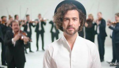 """Video! Pasha Parfeni, în colaborare cu Nicolae Botgros și Orchestra ,,Lăutarii"""", a lansat o piesă emoționantă dedicată tuturor părinților"""