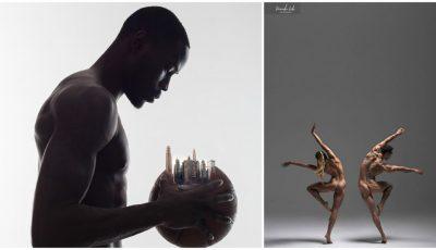 Frumusețea corpului! Mai mulți sportivi s-au dezgolit pentru un calendar de caritate
