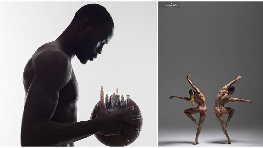 Foto: Frumusețea corpului! Mai mulți sportivi s-au dezgolit pentru un calendar de caritate