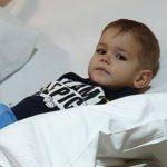 Foto: La doar 2 anișori, Dimitri a fost diagnosticat cu cancer. Să-l ajutăm să învingă boala!