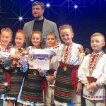 """Foto: Studioul de dans pentru copii ,,JOC"""" a obținut locul întâi la un concurs internațional"""