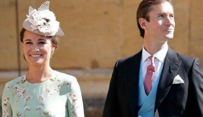 S-a inspirat de la sora sa? Ce nume i-a ales Pippa Middleton fiului ei
