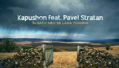 Kapushon și Pavel Stratan au lansat o piesă împreună. Vezi video!