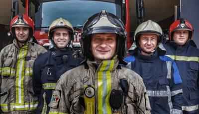 Cel mai cunoscut pompier din Moldova și-a încheiat activitatea. Vezi mesajul emoționant al salvatorului