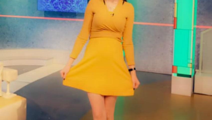 Foto: Încă o prezentatoare TV de la noi va deveni mămică