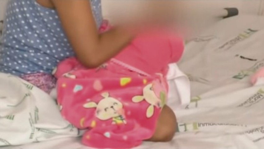 Foto: Caz șocant! O fetiță de 10 ani a născut în Columbia