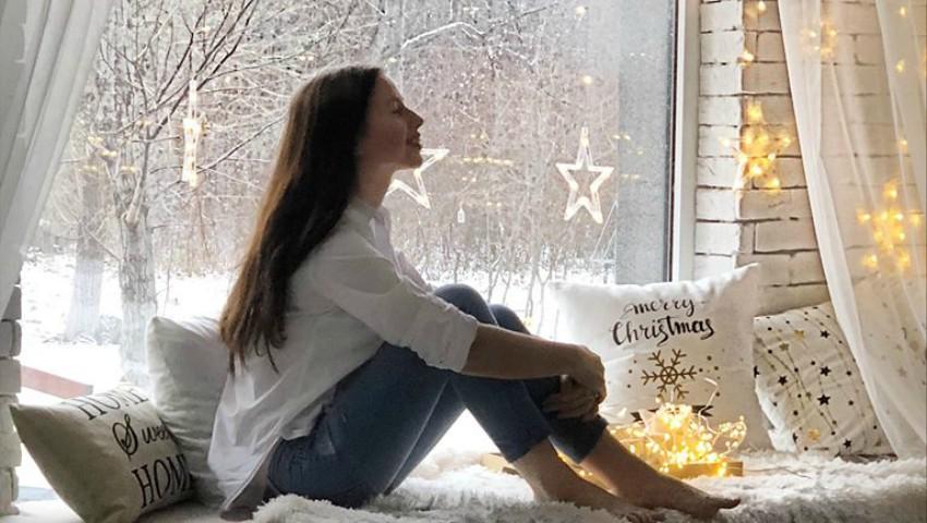 Foto: Amintiri din copilărie de Crăciun, cu Diana Voevuțki