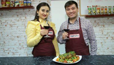 Online Cooking Show cu Corina Țepeș și Costi Burlacu – Ceafă de porc la cuptor, cu muștar