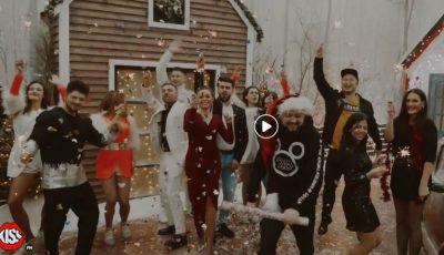 """HO! HO! HO! Merry KISSmas!Cover """"Sărbători Fericite"""" by Kiss FM"""