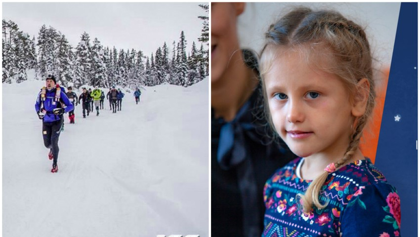 Moldoveanul Dmitri Voloșin va alerga la -60 °C, cel mai rece loc de pe planetă, pentru a ajuta o fetiță ce suferă de paralizie