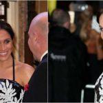 Foto: Megan Markle, cu burtica tot mai rotunjoară! Poze noi cu Ducesa de Sussex