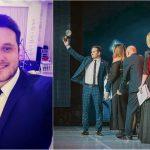 """Foto: Marcel Roșca a câștigat Premiul Mare la concursul """"Kaunas talent 2018"""" din Lituania"""