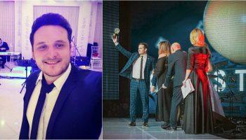 """Marcel Roșca a câștigat Premiul Mare la concursul """"Kaunas talent 2018"""" din Lituania"""