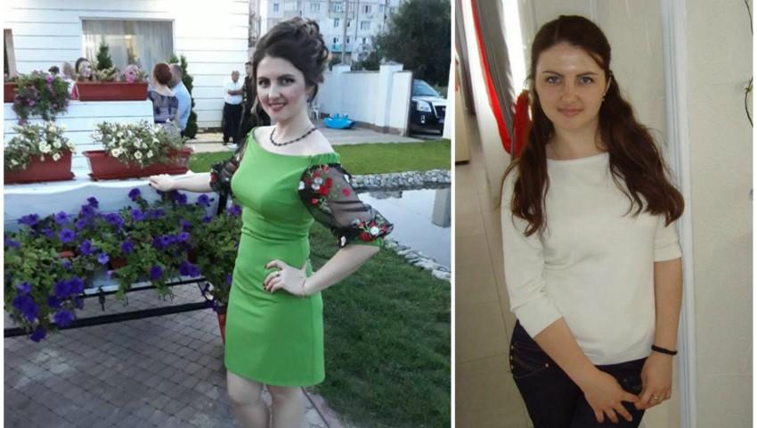 Foto: Cum să slăbești sănătos și frumos! Mariana Ciolac a dat jos 18 kg cu ajutorul Centrului online de nutriție și sport galinatomas.com