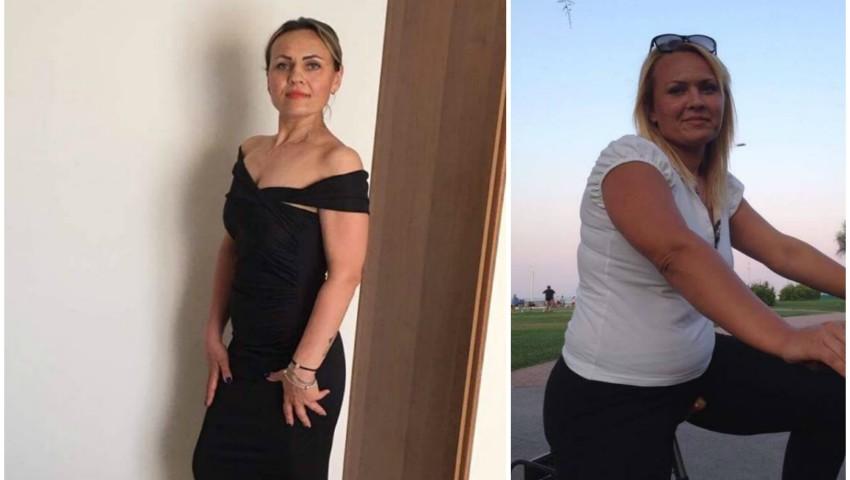 """Foto: Olga Trifan: """"Am minus 36 de kg! Este foarte ușor să slăbești prin intermediul platformei online galinatomas.com"""""""