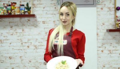 Online Cooking Show cu Kătălina Rusu – Salată Olivie