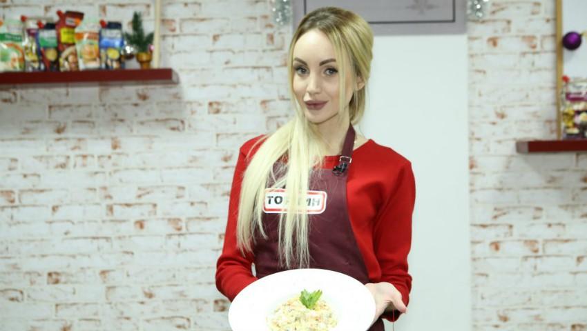 Foto: Online Cooking Show cu Kătălina Rusu – Salată Olivie