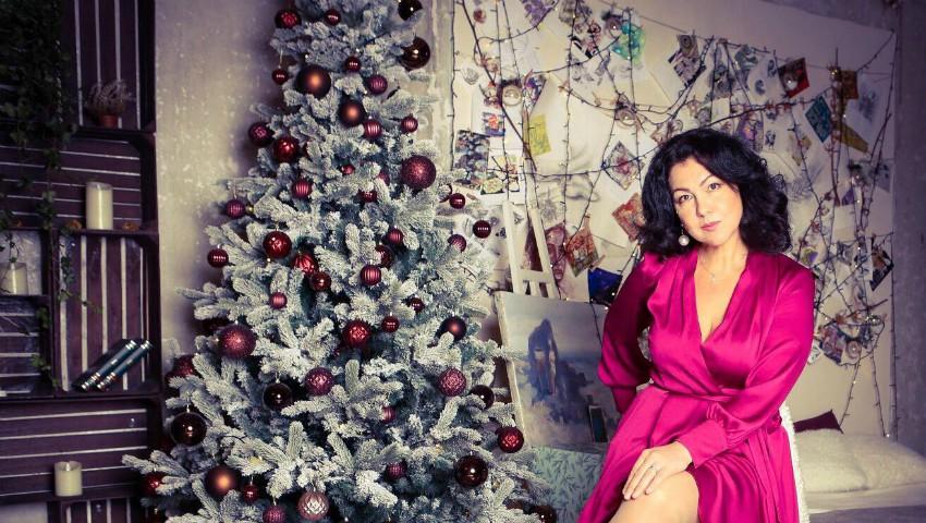 Foto: Amintiri din copilărie de Crăciun, cu Angela Chelaru